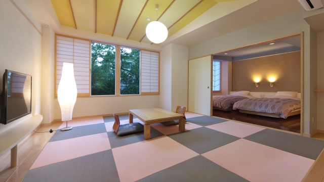 Oriental Modern / Luxary Rooms